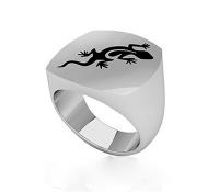 Перстень с саламандрой