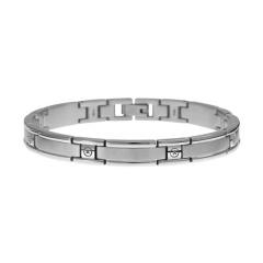 Мужской браслет сталь ROCHET Antigua  B045180