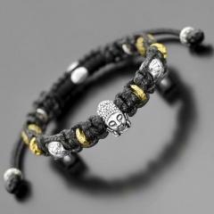 Браслет шамбала c шармами в форме игральных костей Rico La Cara 5185