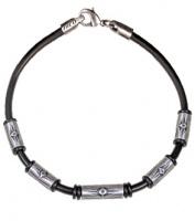 Чокер, ожерелье из каучука Bico CB6 Navajo