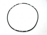 Чокер, ожерелье, колье из серебра в. 1