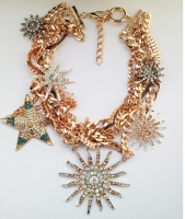 Ожерелье Звезда