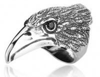 Кольцо из стали Орел