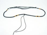 Шелковый шнур на шею