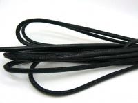 Шнур круглый из кожи питона толщиной 5 мм