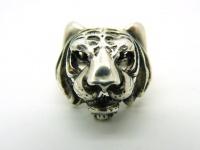 "Кольцо серебро ""Тигр"""