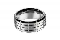 Мужское кольцо из вольфрама RW054