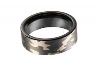 Мужское кольцо из вольфрама  RW055