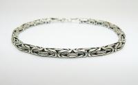 Браслет из серебра Византия вид 2