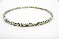 Браслет из серебра Византия вид 1