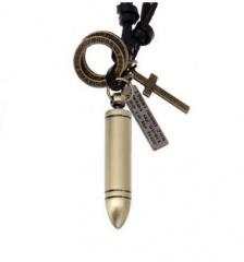 Ожерелье Пуля и крест