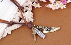 Ожерелье с древним клинком