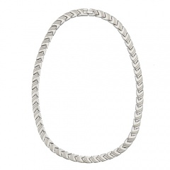 Мужские цепочки (ожерелья) деловые