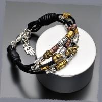 Кожаный браслет  Rico La Cara 3146