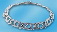 Браслет из серебра 200029