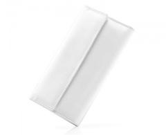 Белое портмоне