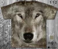 Футболка Волк кор