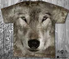 футболка варенка - волк, медведь, тигр, барс, майка-тату