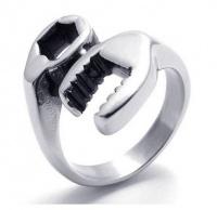 Мужское кольцо ключ RST-01
