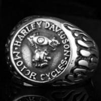 Кольцо из стали  HARLEY-DAVIDSON BR8184