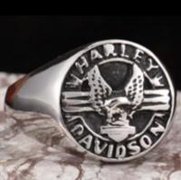 Кольцо из стали  HARLEY-DAVIDSON BR8338