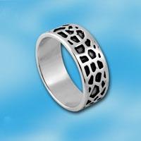 Кольцо  из серебра 1665212