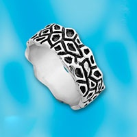 Кольцо  из серебра 1665221
