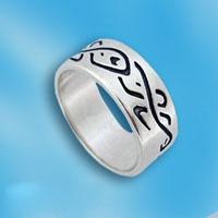 Кольцо  из серебра 1665309