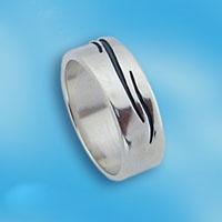 Кольцо  из серебра 1665745