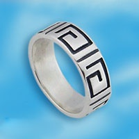 Кольцо  из серебра 1665746
