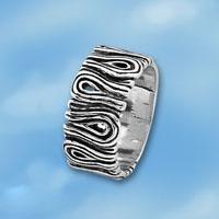Кольцо  из серебра 1665938