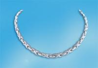 Колье серебряное 700050