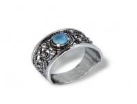 """Перстень серебро """"Монисто"""""""