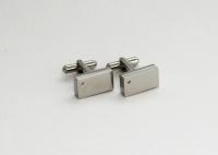 Мужские запонки из стали OROCREATO R143C0015MSA