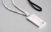 Кулон серебро  UGL 309
